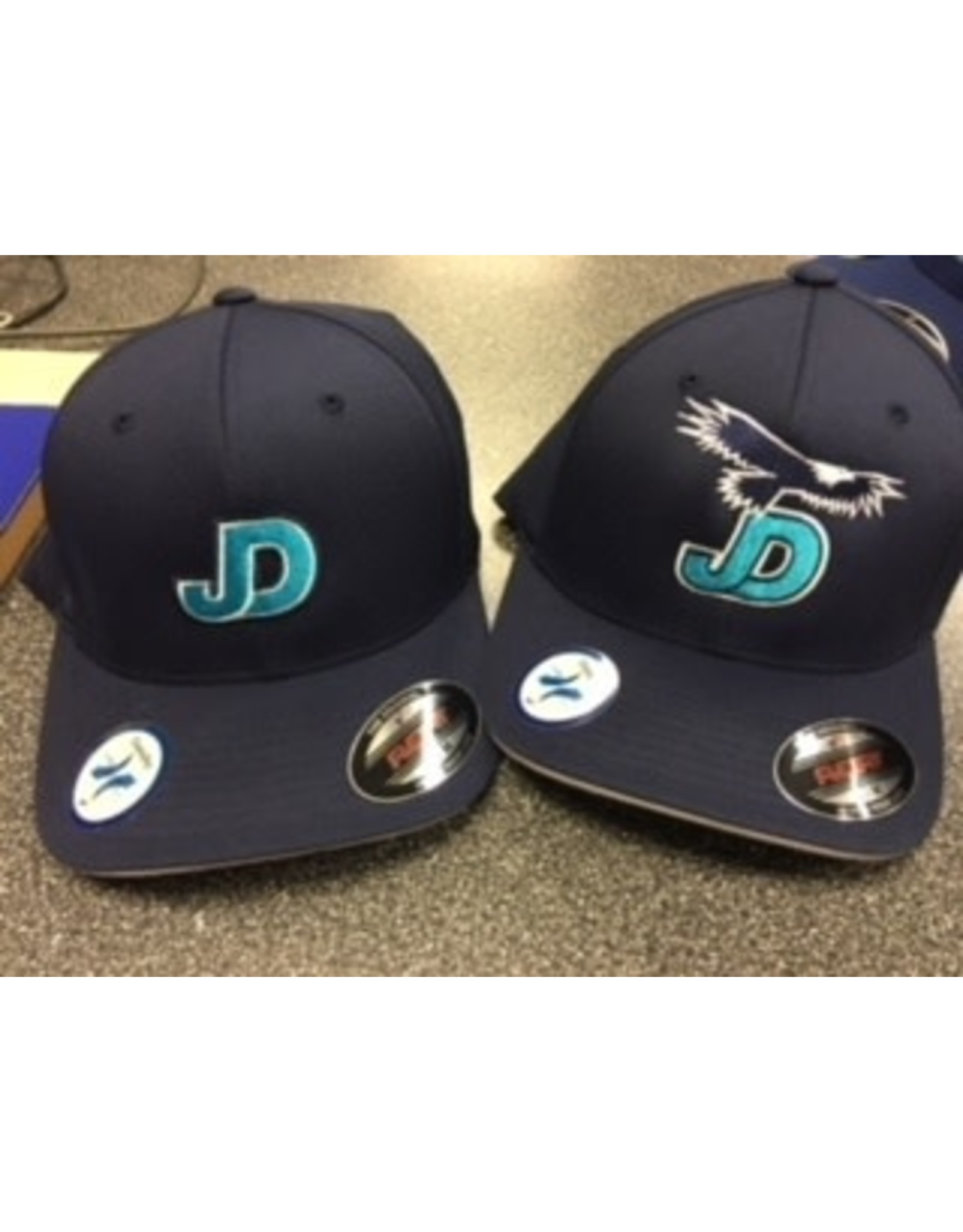 NON-UNIFORM JDS-Hats flex fit with or without eagle