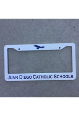 NON-UNIFORM Juan Diego Catholic Schools License Plate Frame