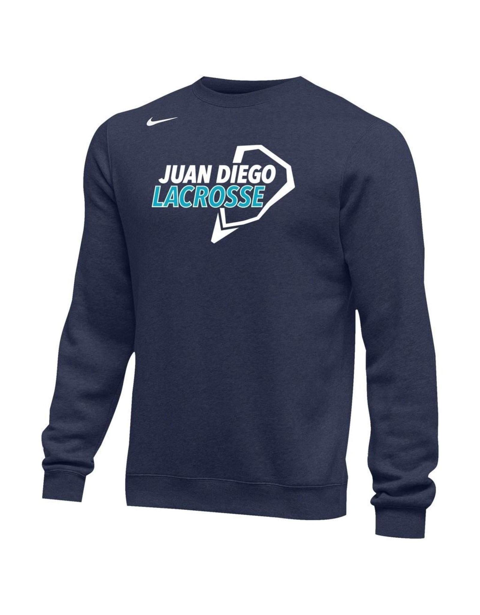 NON-UNIFORM Lacrosse - Custom JD Lacrosse Crew Neck Sweatshirt, Unisex