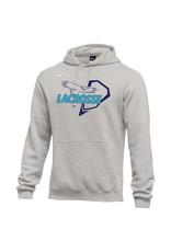NON-UNIFORM Lacrosse - Custom JD Lacrosse Hooded Sweatshirt, Unisex