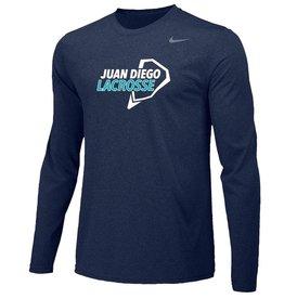 NON-UNIFORM Lacrosse - Nike Legend Long Sleeve Shirt, Unisex