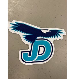 NON-UNIFORM JD Eagle Indoor Magnet