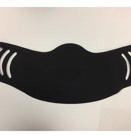 UNIFORM Mask - Guardian Face Shield, solid navy