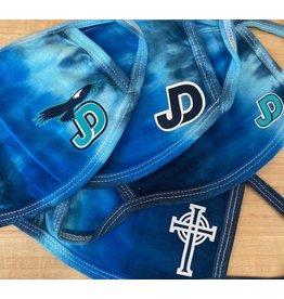 UNIFORM Mask - JD Tie Dye Guardian Face Shield