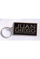 NON-UNIFORM Metal Juan Diego Key   Chain
