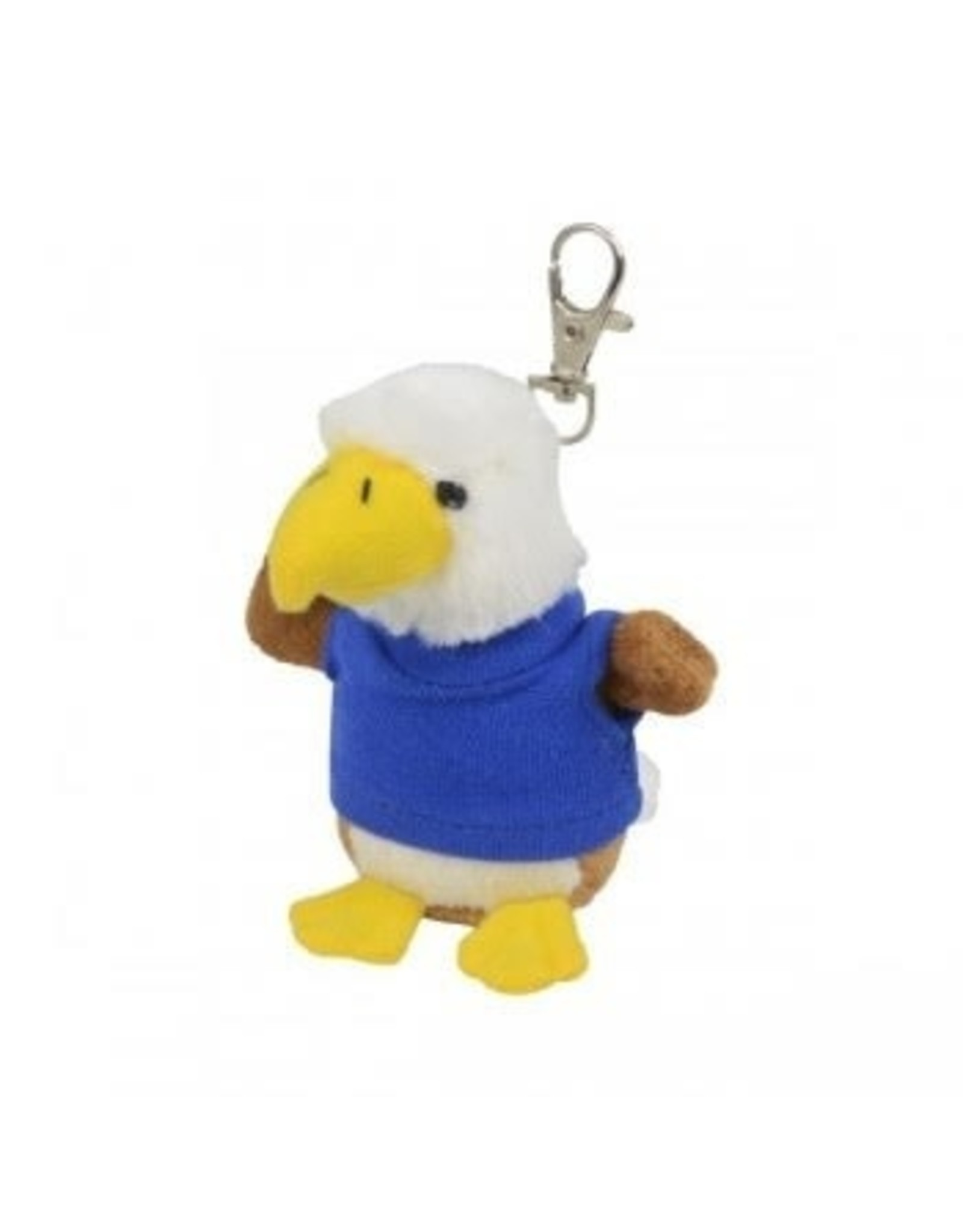 NON-UNIFORM Mini Eagle with navy t-shirt & key chain