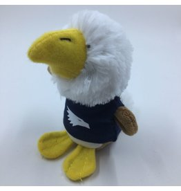 NON-UNIFORM Mini Eagle with navy t-shirt & key chain