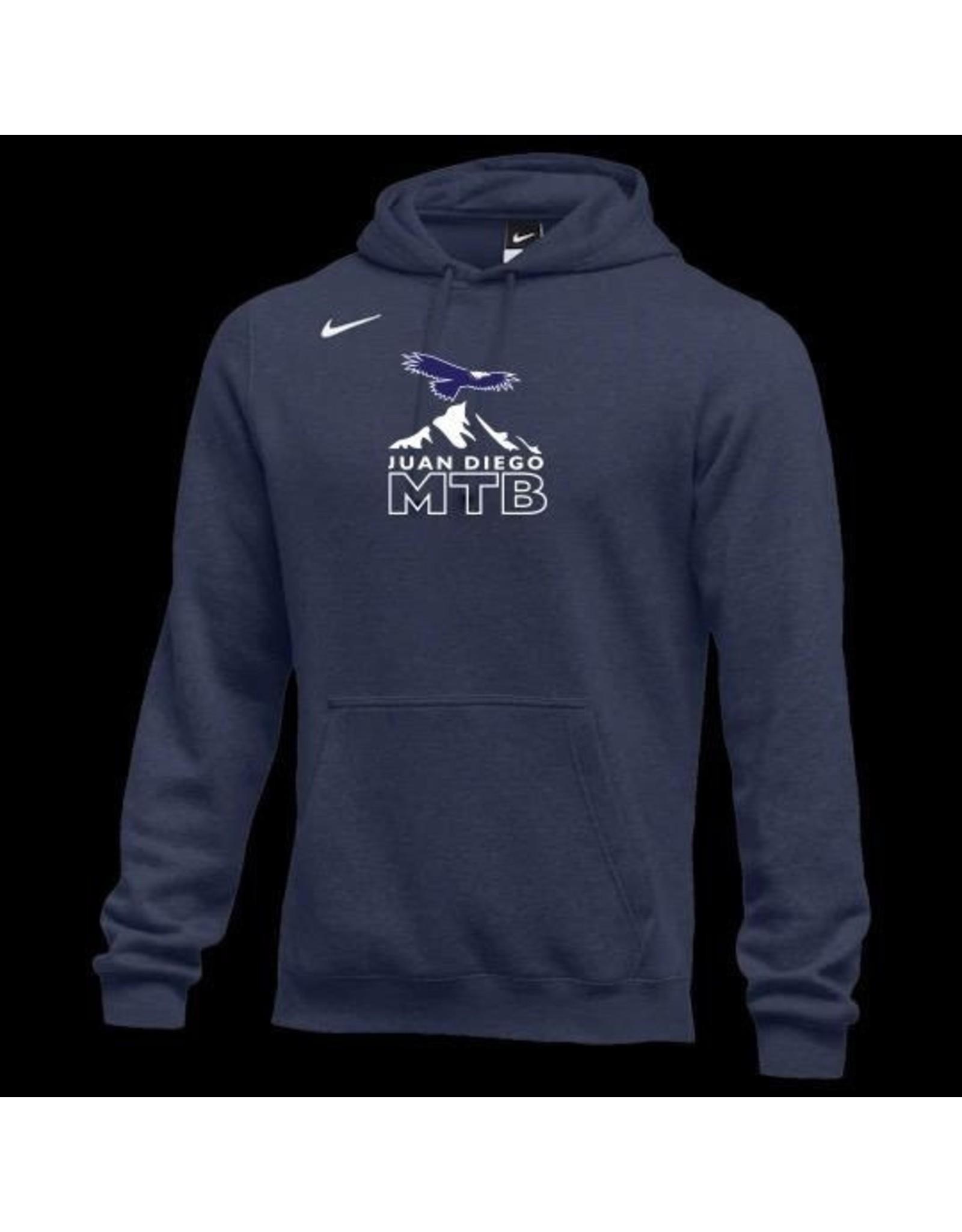 NON-UNIFORM Mountain Bike Team  Nike Club Fleece Sweatshirt
