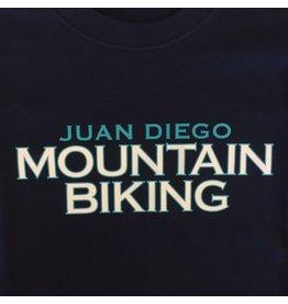 NON-UNIFORM MTB, Juan Diego Mountain Biking Custom Order Navy Unisex s/s t-shirt