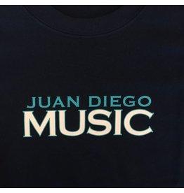 NON-UNIFORM Music, Juan Diego Music Custom Order Navy Unisex s/s t-shirt