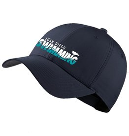 NON-UNIFORM Nike hat in navy with embroidered swim logo   2652451