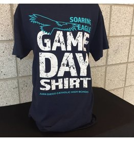NON-UNIFORM Shirt - JD Ladies This is My Game Day S/S Shirt