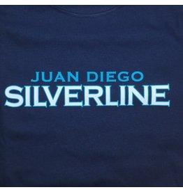 NON-UNIFORM Silverline, Juan Diego Silverline Custom Order Navy Unisex s/s t-shirt