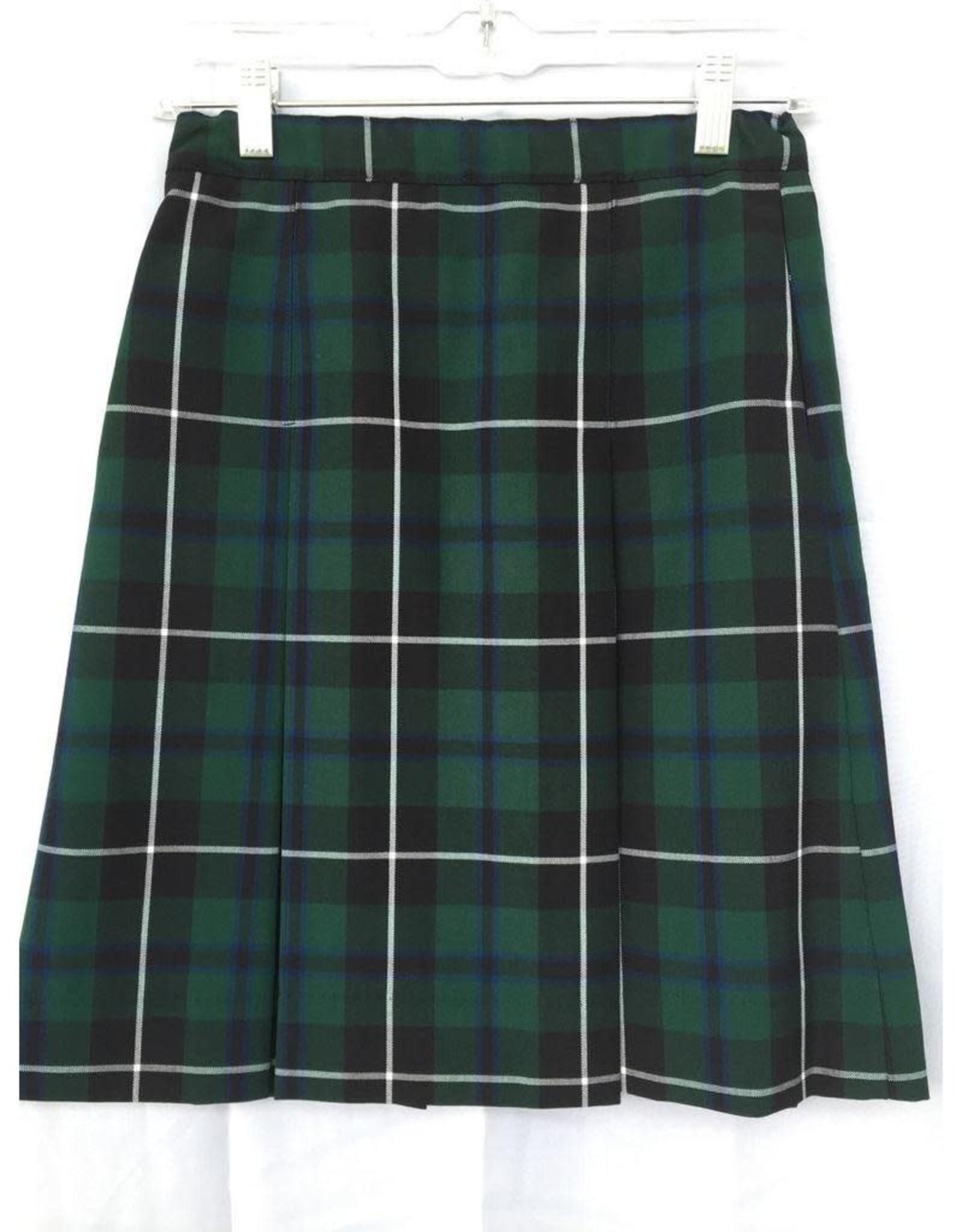 UNIFORM SJ-Girls-1034 PPR/H Plaid 90-Skirt-4th 8th-grade