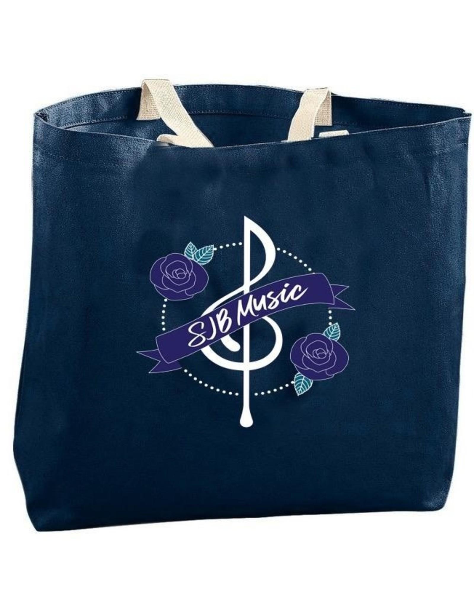 NON-UNIFORM SJB Music Tote Bag, SJBMS