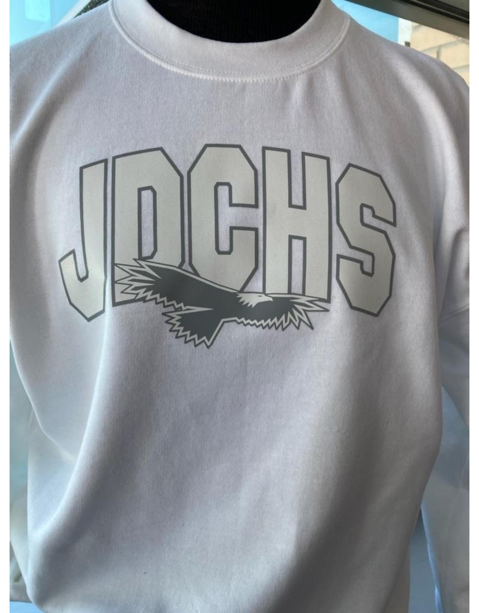 NON-UNIFORM SWEATSHIRT - JDCHS Eagle Crew Neck, Unisex