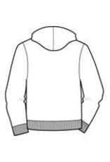NON-UNIFORM Sweatshirt - Juan Diego Applique Fabric Pullover