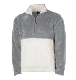 NON-UNIFORM SWEATSHIRT - Oxford 1/4 Zip, Unisex (sherpa style), Custom Order