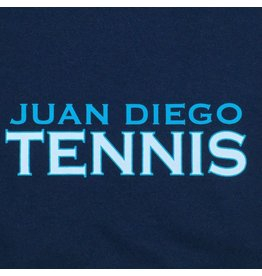 NON-UNIFORM Tennis, Juan Diego Tennis Custom Order Navy Unisex s/s t-shirt