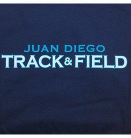 NON-UNIFORM Track & Field, Juan Diego Track & Field Custom Order Custom Order Navy Unisex s/s t-shirt