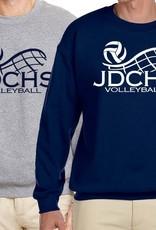 NON-UNIFORM Unisex Volleyball Sweatshirt