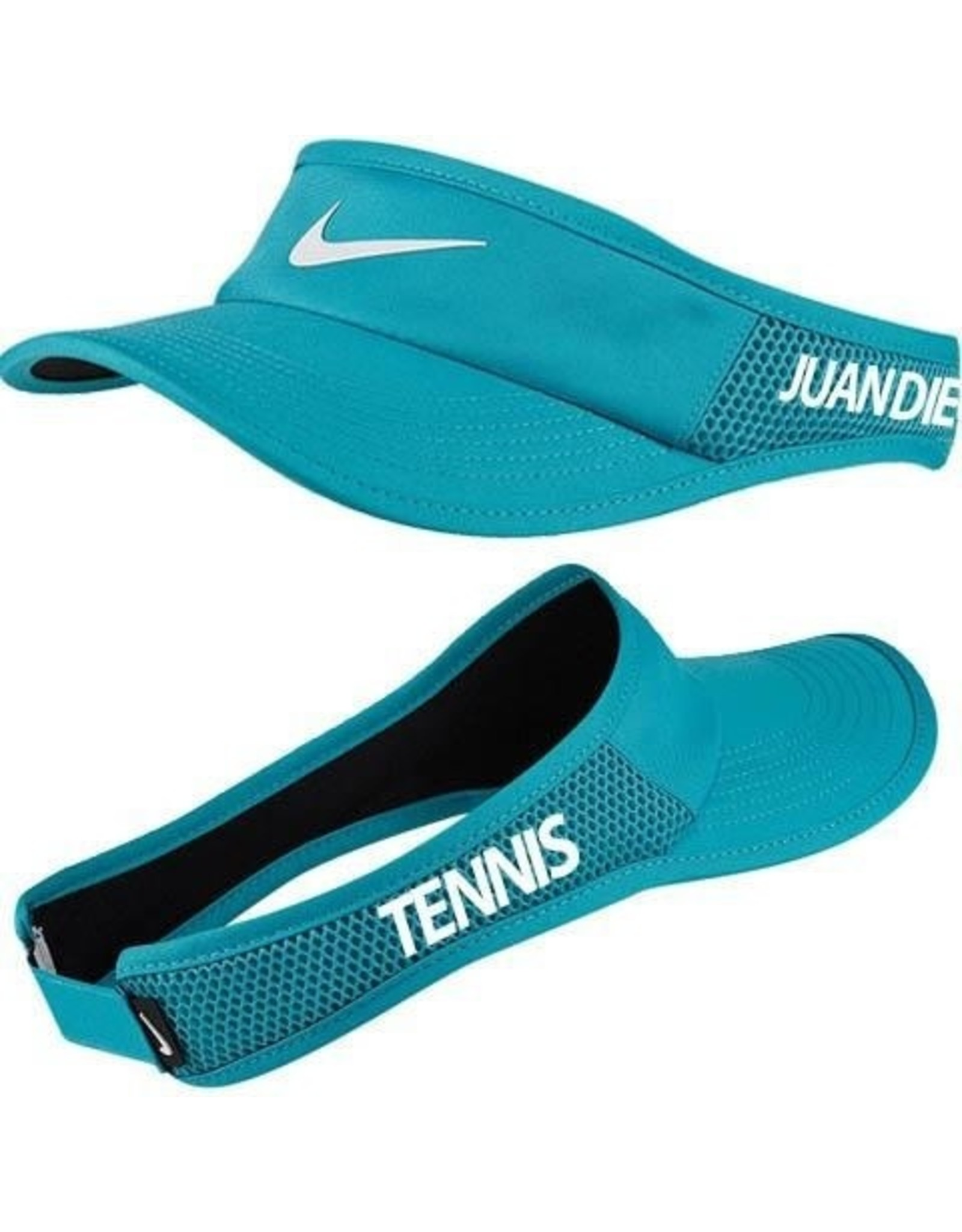 NON-UNIFORM Visor - Girls Tennis Nike Women's Aerobill Feather Light Visor