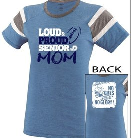 NON-UNIFORM Women's Football Senior Mom Shirt
