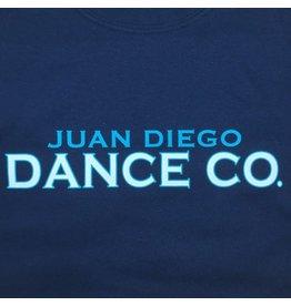 NON-UNIFORM Dance Company, Juan Diego Dance Co. Custom Order Navy Unisex s/s t-shirt