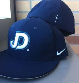 NON-UNIFORM Cap - JD Nike True Dri-fit Flat bill baseball hat, fitted