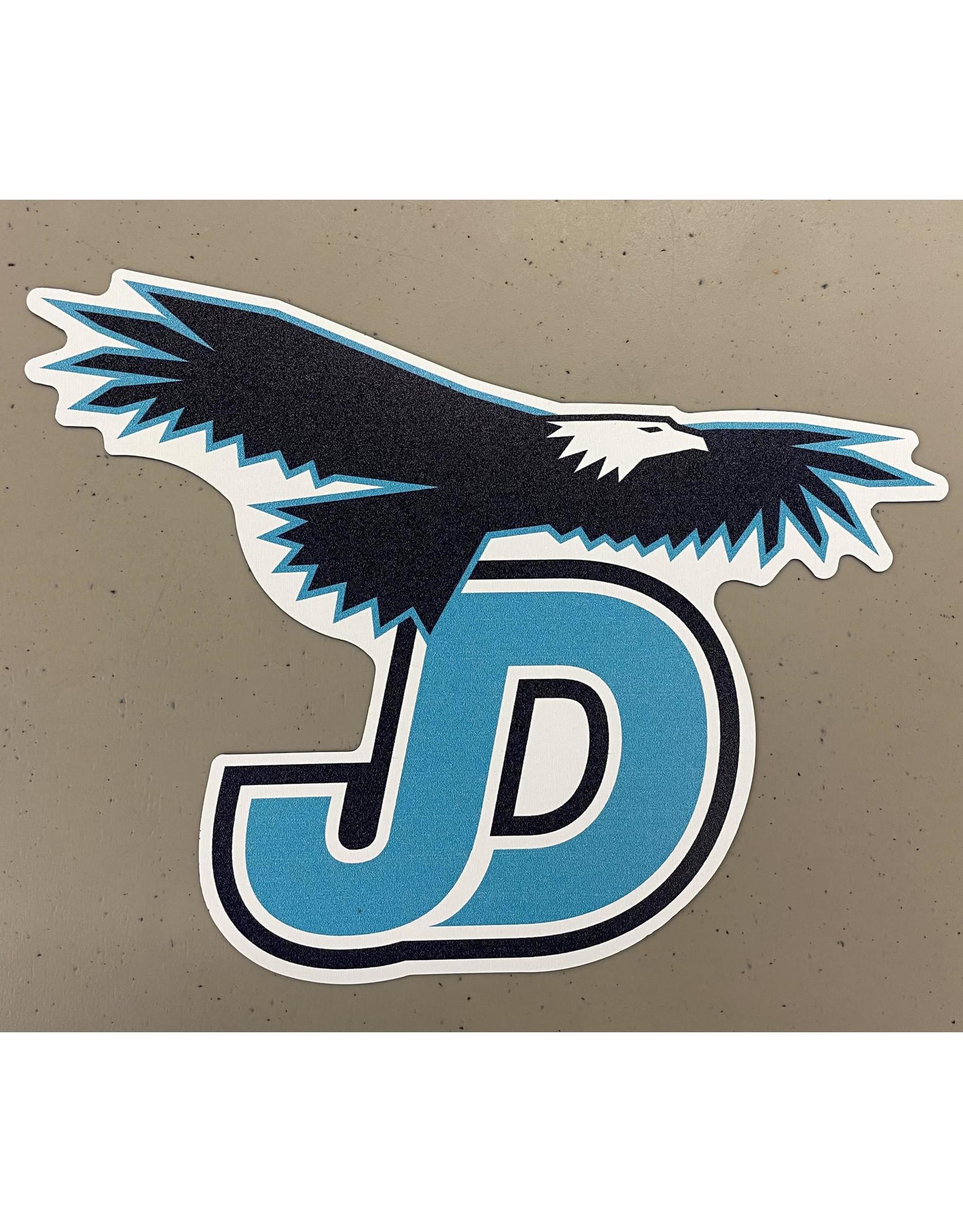 NON-UNIFORM JD Eagle Auto/Outdoor Magnet-Large
