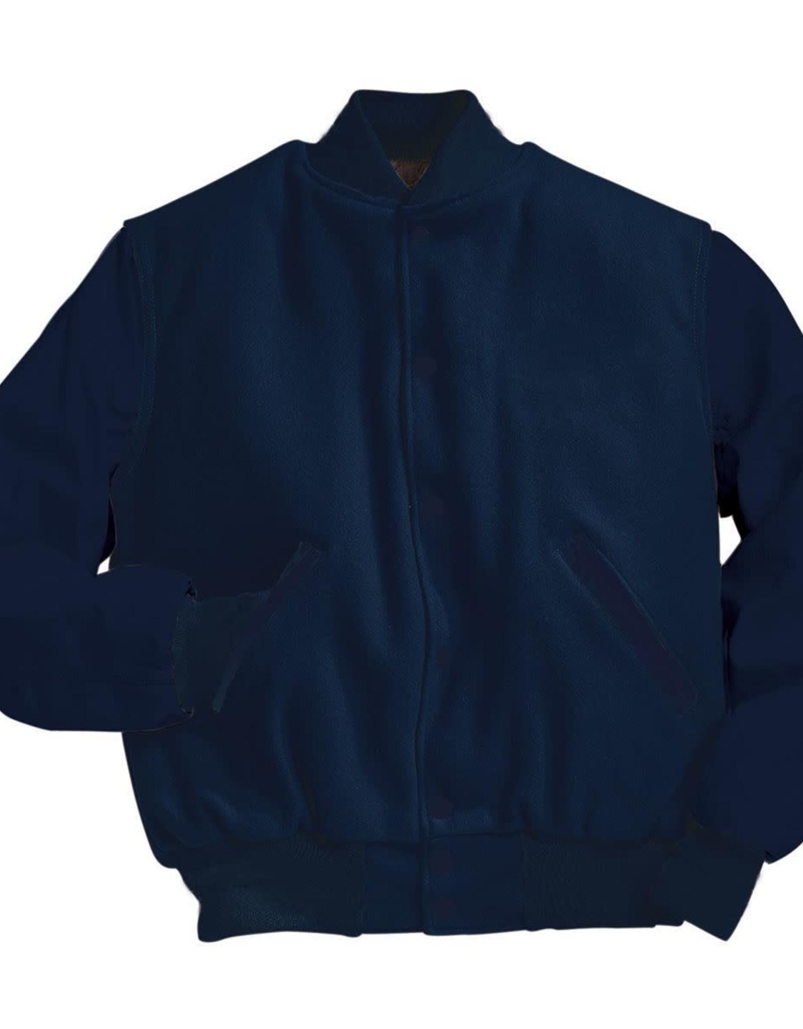 NON-UNIFORM JD Custom Leather/Wool Jacket