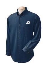 NON-UNIFORM Shirt - JD Denim Unisex long sleeve