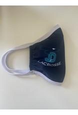 UNIFORM JD Lacrosse Face Mask, custom