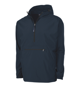 NON-UNIFORM Windbreaker Jacket, pack-n-go 1/2 zip pullover, Custom Order