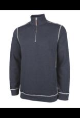 NON-UNIFORM Men's Conway Flatback Rib Pullover, Custom Order