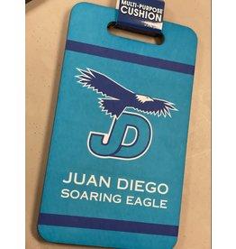 "NON-UNIFORM JD Eagle Seat Cushion-Kneel Pad 10""x17"", stadium seat"