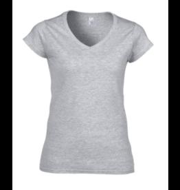 NON-UNIFORM Ladies Custom Spirit Shirt, short sleeve, v-neck