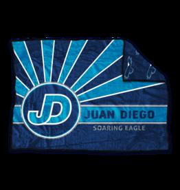 NON-UNIFORM JD D-Luxe Plush Spirit Wrap Blanket, Juan Diego, B