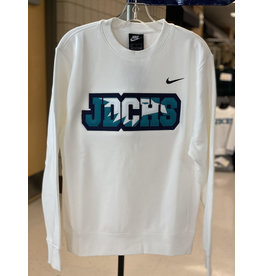 NON-UNIFORM New 2021-22 Nike JDCHS/Eagle HeadTackle Twill Crew Neck Sweatshirt
