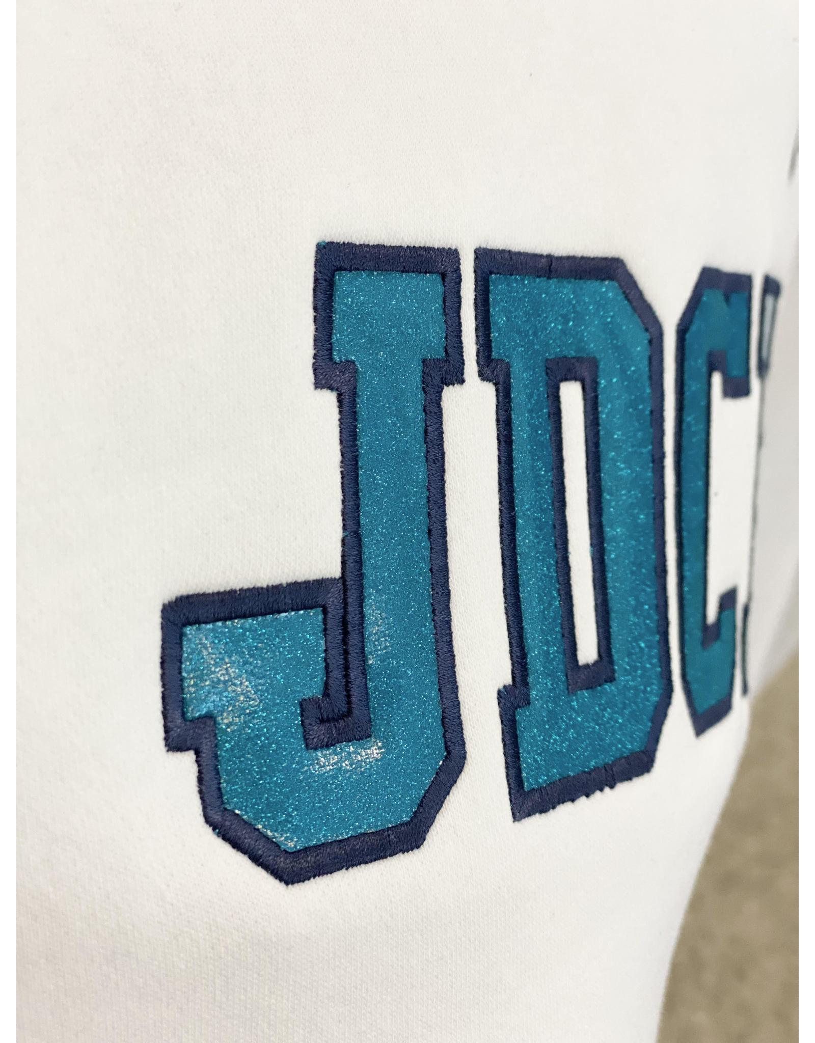 NON-UNIFORM JDCHS Custom Glitter Nike Crewneck