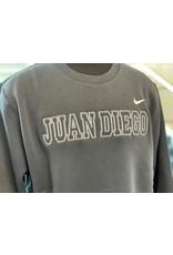 NON-UNIFORM Juan Diego Double Outline Nike Crewneck