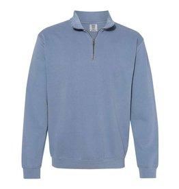 NON-UNIFORM Custom Comfort Colors - Garment-Dyed Quarter Zip Sweatshirt