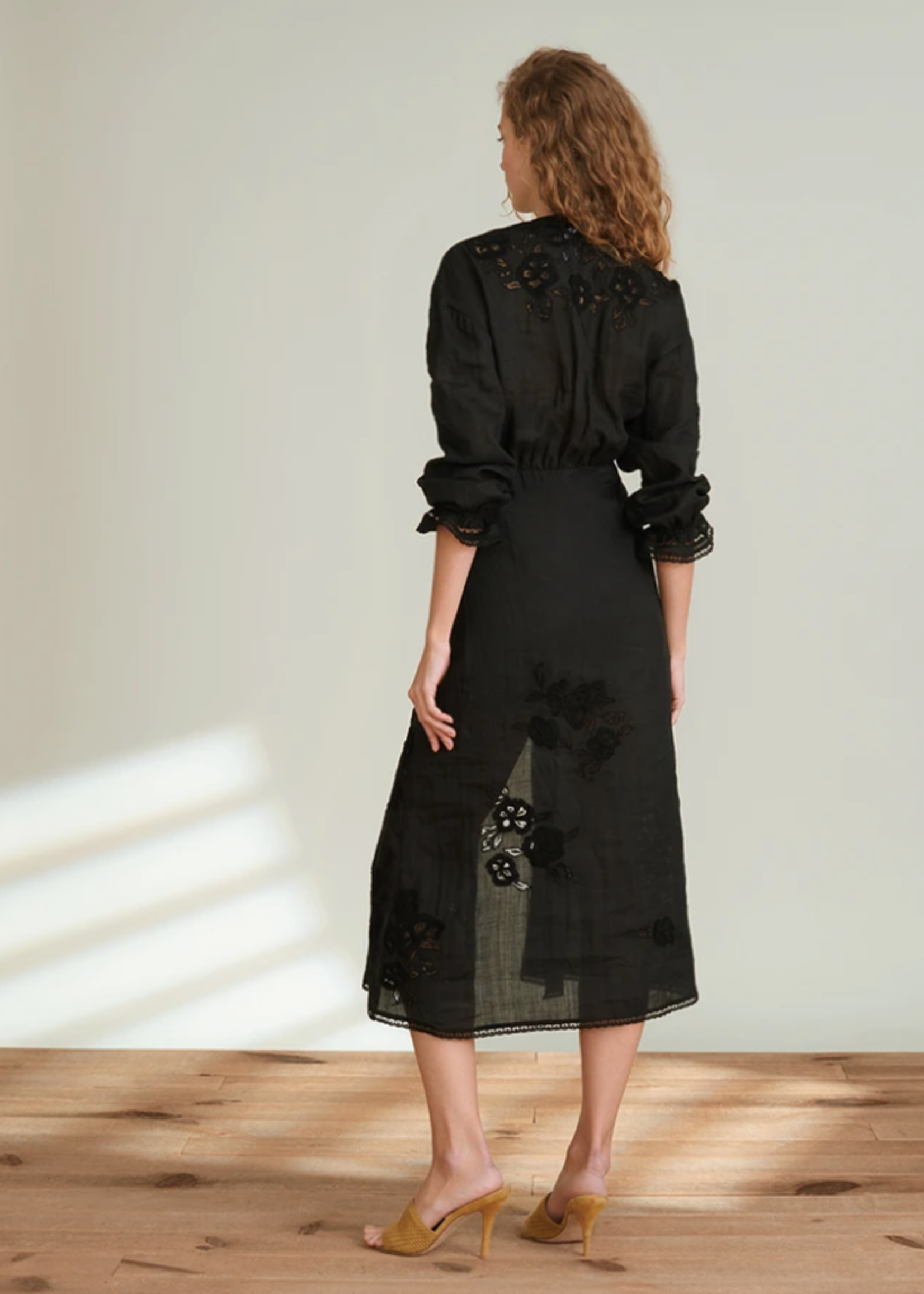 VERONICA BEARD TRINA DRESS 4/21