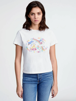 RE/DONE BUSIEST WOMAN IN THE WORLD TEE