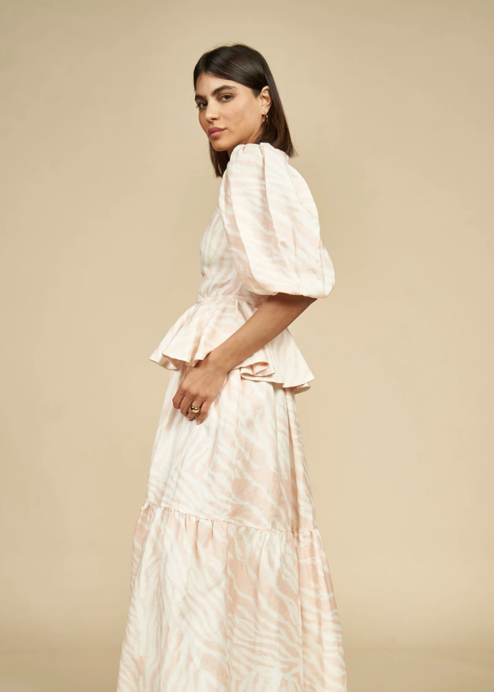 HUNTER BELL CONWAY TOP BLUSH
