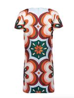LA DOUBLE J MINI SWING DRESS