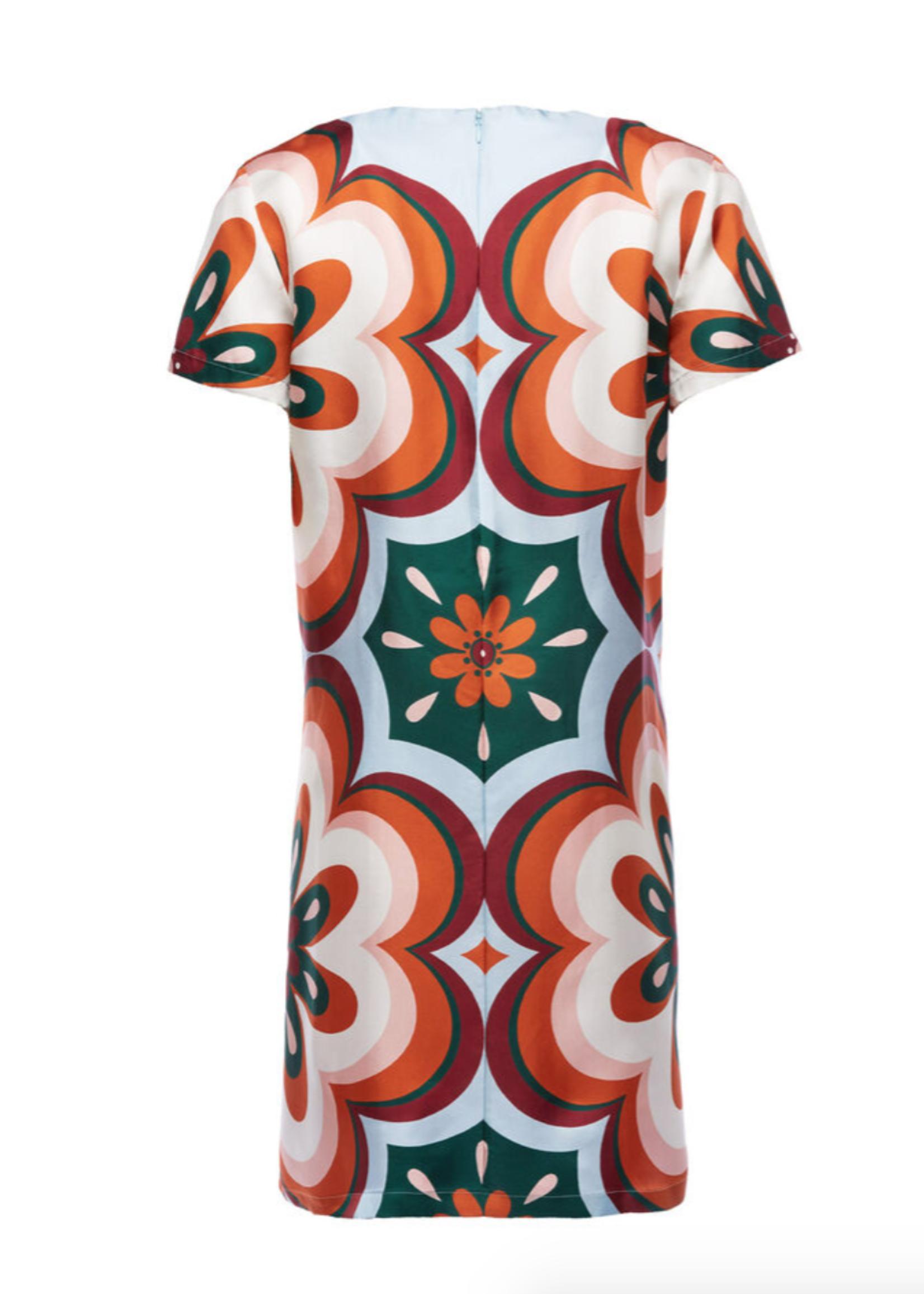 LA DOUBLE J MINI SWING DRESS 6/21