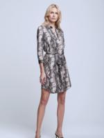 L'AGENCE ADDISON SHIRT DRESS