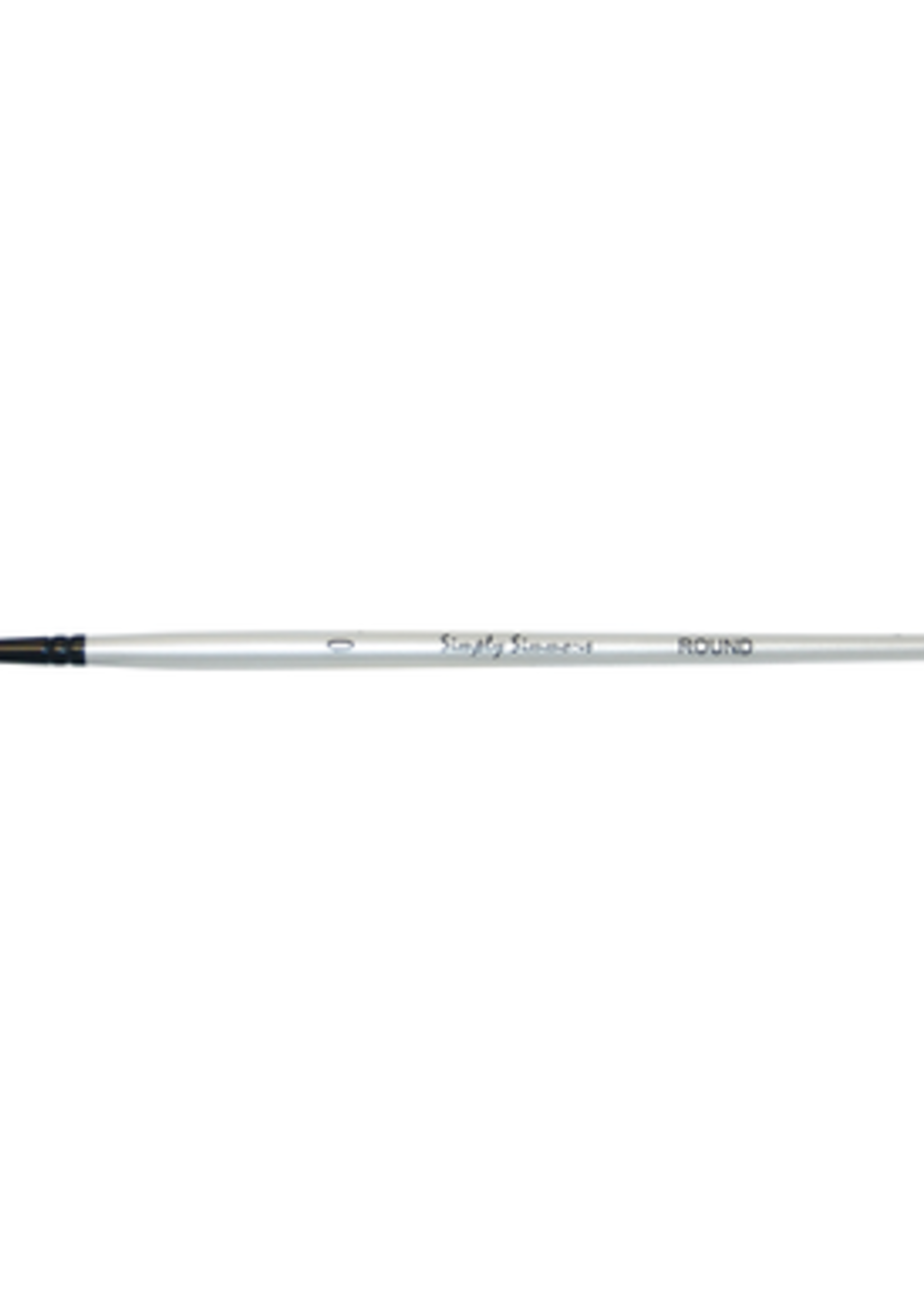 DALER-ROWNEY/FILA CO SIMPLY SIMMONS ROUND BRUSHES