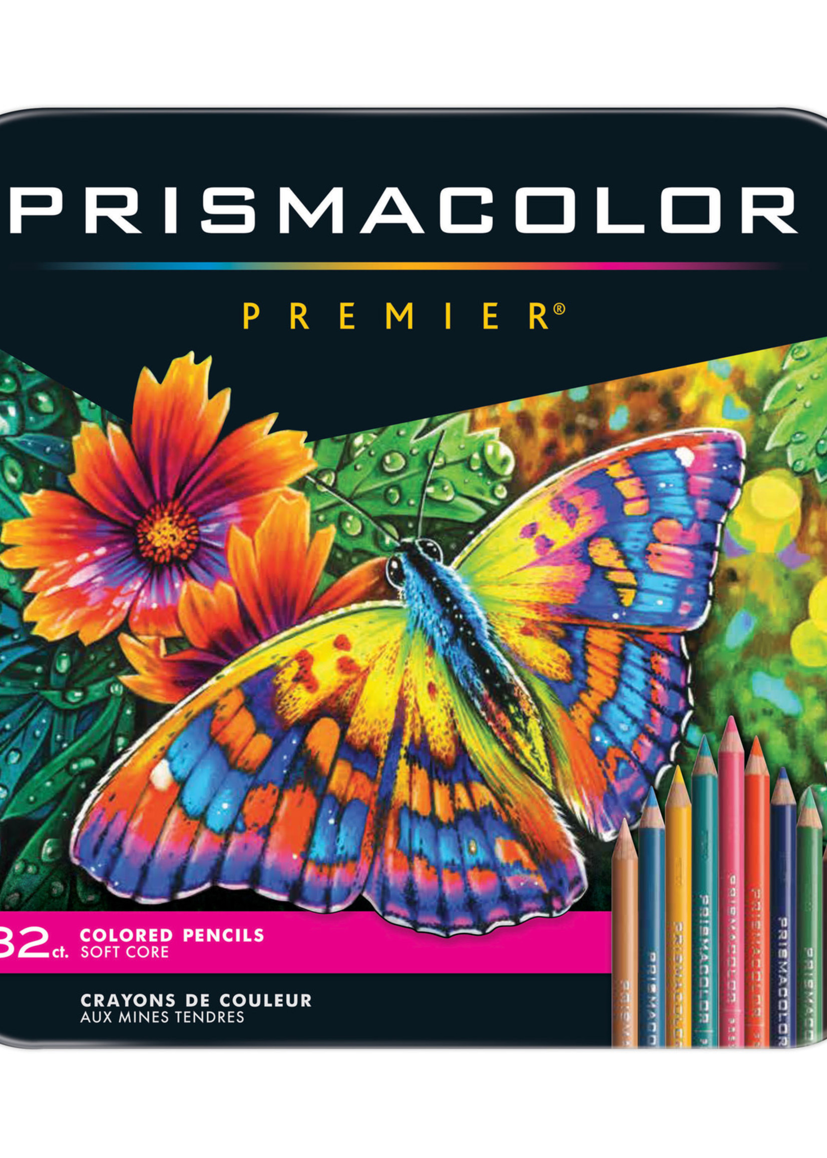 PRISMACOLOR PRISMACOLOR PREMIER COLORED PENCILS (TIN SETS)